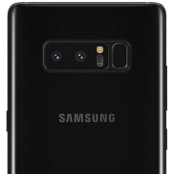 On the eve of its unveiling, the Samsung Galaxy Note 8 appears in Orchid Gray