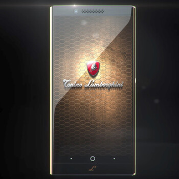 Lamborghini launches another luxury phone made from
