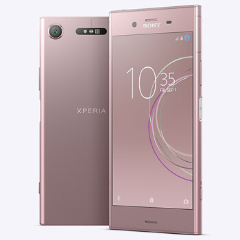 Sony Xperia XZ1 official renders emerge, show off a cool new color option