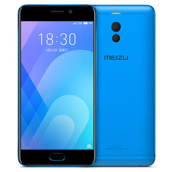 Meizu unveils the M6 Note: Snapdragon 625, dual cameras, competitive pricing
