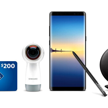 What's the best deal on a Note 8 preorder? Best Buy vs Sam's Club, Costco and Target