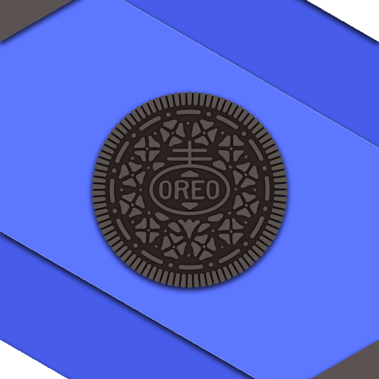 redditor creates a bunch of neat android oreo themed material wallpapers because google wouldnt