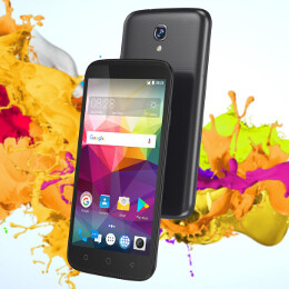 Cheap Coolpad Splatter is the newest unlocked Android Nougat phone released in the US
