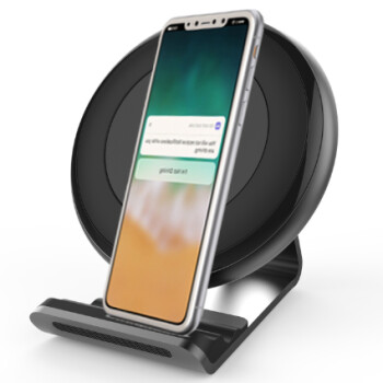 Need more proof that the new iPhones will have wireless charging? Here's a $50 stand