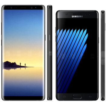 Samsung's DJ Koh: here's why the Note 8 has a smaller battery