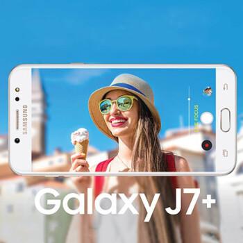 Meet the Galaxy J7+, Samsung's second dual-camera phone