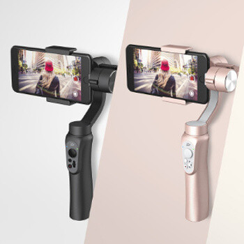 hot sale online e8407 463c9 Best gimbal and steadicam stabilizers (for iPhone and Samsung Galaxy ...