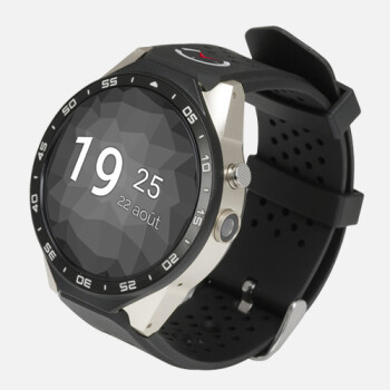 Connect Watch is the first smartwatch running AsteroidOS