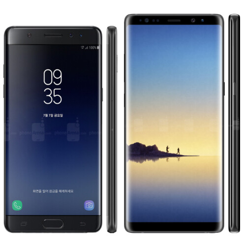 Results Note Fe Vs Note 8 Here S Which One You Like