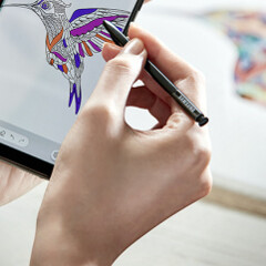 Future S Pen might capture digital signatures and carry a microphone