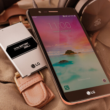 Cheap LG K20 now available on AT&T