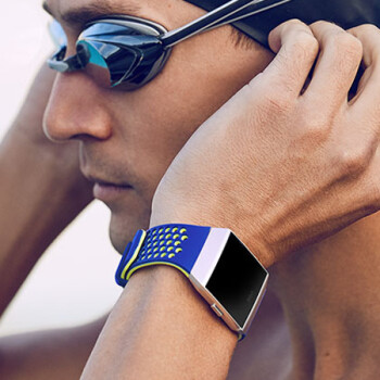 Fitbit Ionic bands and colors: explore the sport, leather and classic looks