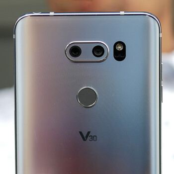 LG V30 first camera samples and impressions!