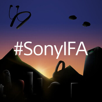 Watch Sony's IFA 2017 event livestream right here!