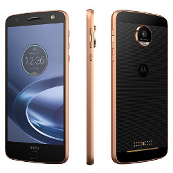 Verizon's Moto Z Droid and Moto Z Force Droid are updated to Android 7.1.1