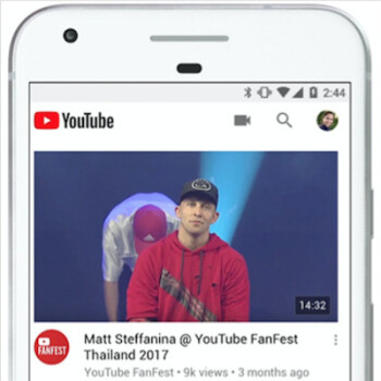YouTube app gets a huge redesign