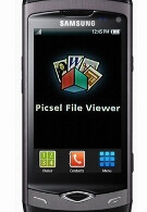 Samsung Wave will be the first phone equipped with the new version of the Picsel File Viewer?