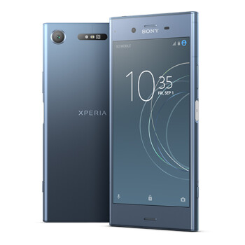 Sony unveils the Xperia XZ1: Same old looks, wild new features