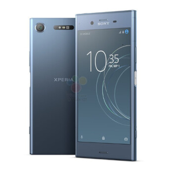 More Sony Xperia XZ1 official renders leak out, specs and new color option also emerge