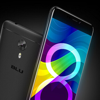 Blu Vivo 8 offers a metal body, Android Nougat and other nice features for under $300