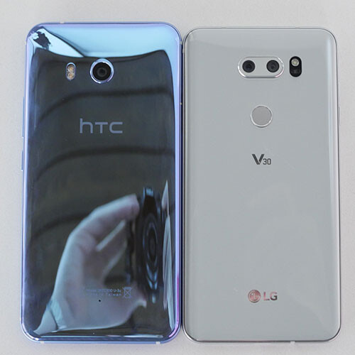 LG V30 vs  HTC U11: head-to-head with one of Android's most