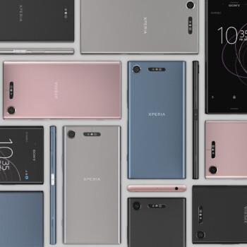 Xperia XZ1 vs Galaxy S8 vs LG G6 vs OnePlus 5: specs comparison