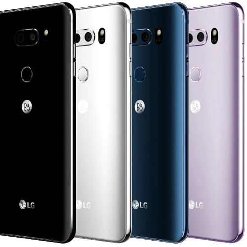 Lg V30 Color Versions All The Official Images