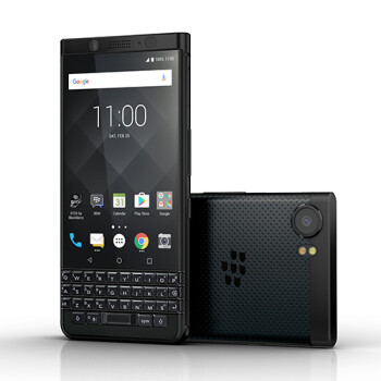 The BlackBerry KEYone Black Edition will be released worldwide by the end of September