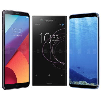 Does size matter? Xperia XZ1 Compact specs comparison against the big boys — Galaxy S8, LG G6