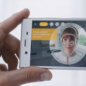 The new Xperia XZ1 3D creator is fun and a little creepy: here is how it works