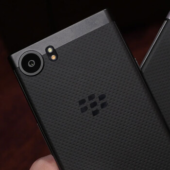 BlackBerry KEYone Black Edition hands-on: the powerful new dark side of BlackBerry