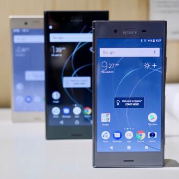 Xperia XZ1 vs XZs vs XZ Premium: Sony flagship comparison