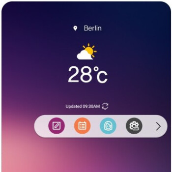 LG V30 Floating Bar overview: what it does and how it works