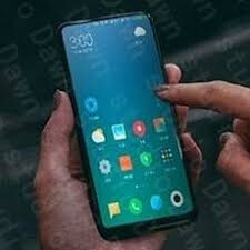 Xiaomi Mi MIX 2 front panel emerges, design coincides with alleged live pic