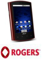 Rogers lands exclusivity on the Acer