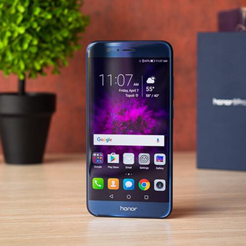 Android 8.0 Päivitys Honor 8