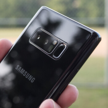Samsung Galaxy Note 8 vs iPhone 7 Plus, Galaxy S8+ cameras compared