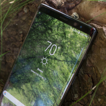Samsung Galaxy Note 8 battery life test, real-life impressions and comparison vs iPhone 7+