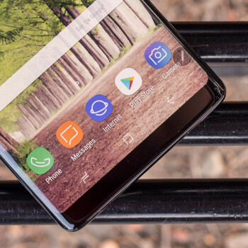 How to customize the Galaxy Note 8 navbar: change color, rearrange buttons, make it disappear!