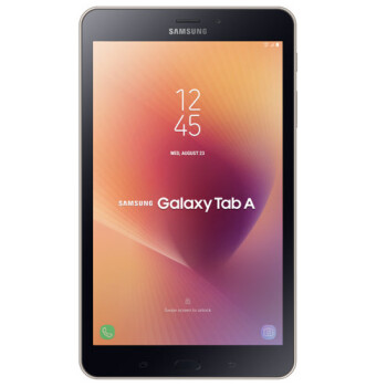 Samsung Galaxy Tab A (2017) goes official with 8-inch display, 5,000 mAh battery