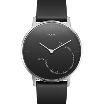 Deal: Get a free wristband worth $24.95 when you buy the Nokia Steel smartwatch