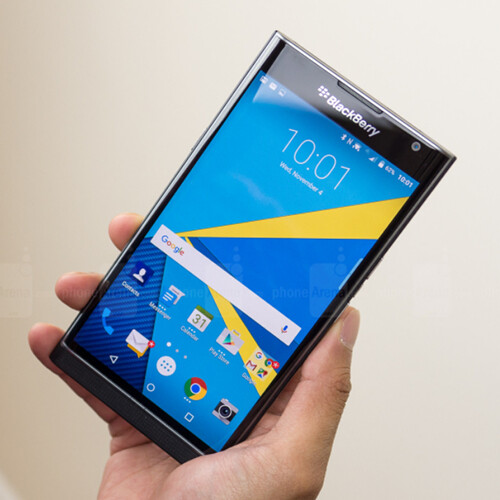 Official: BlackBerry Priv will not be updated to Android