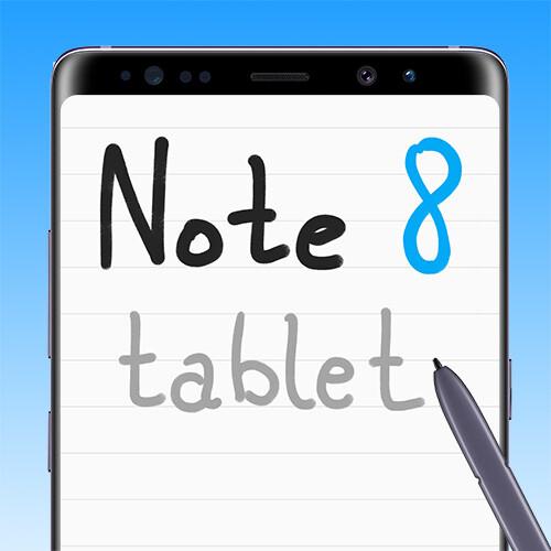 Wie man die Galaxy Note 8 in ein Grafiktablett für Ihren PC