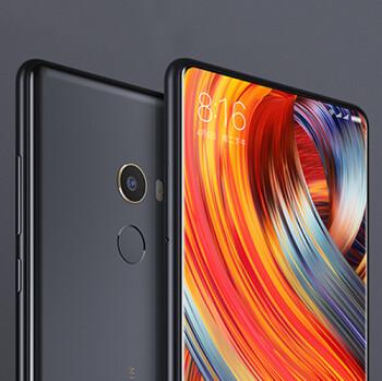 Xiaomi Mi Mix 2 specs comparison versus the Galaxy Note 8 and LG V30