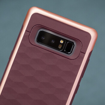 Caseology Samsung Galaxy Note 8 cases hands-on look
