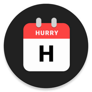 Spotlight: Never miss a thing with Hurry, the most stylish countdown app we've seen to date
