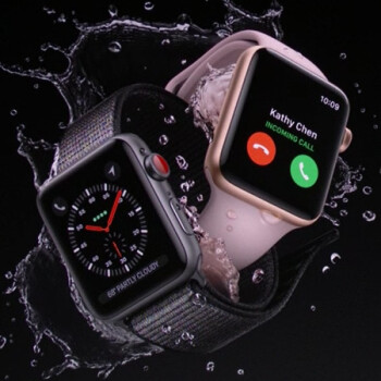 Apple Watch Series 3 is now official: now more powerful and LTE-ready