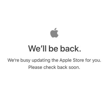 Apple store goes down ahead of the iPhone X announcement