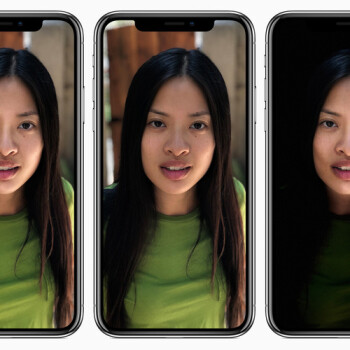Photos show off Portrait Lighting camera effects on iPhone X and iPhone 8 Plus
