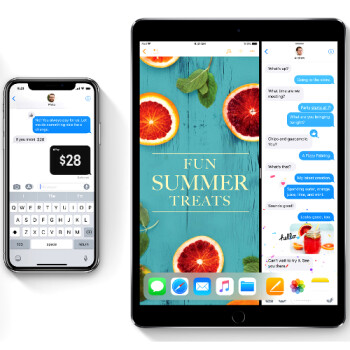 These are the iPhones and iPads that will be updated to iOS 11 on release date